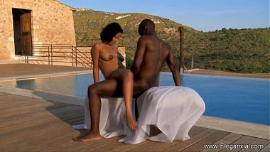 African Sex Style Outdoor