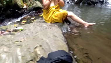 Best Ever Indian Mom Risky Outdoor Fucked By Stranger