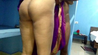 Best Ever Doggy Sex With Queen Sonali In Blue Saree