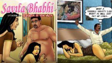 Savita bhabhi early morning sex cartoon