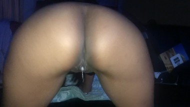 FUCKING ON COUCH WHILE HUSBAND REST * HE CAME IN ME * TWERKING CREAMPIE
