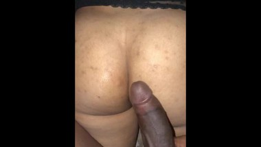4 minutes of this tight pussy getting fucked by BBC. She loves it when i call her a slut. CREAMPIE