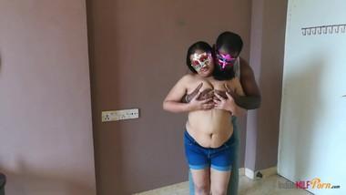 Indian MILF Shanaya Bhabhi With Her Husband Having Rough Explicit Sex
