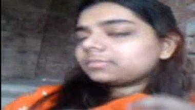 Delhi college girl secret sex mms in building