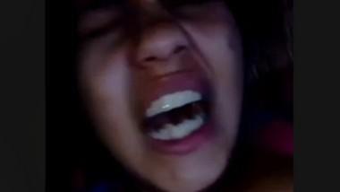 Horniest girl