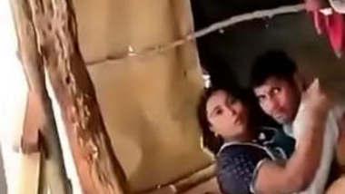 Indian desi village couple caught on fucking time