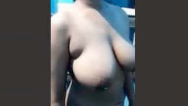 Boudi Nude Video Record By Hubby Part 2