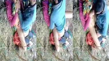 Kashmiri sex scandal MMS outdoor sex video