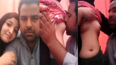 Pakistani couple MMS video scandal