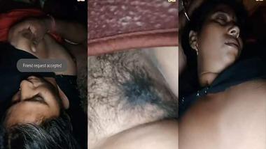 Desi wife livecam expose MMS sex clip