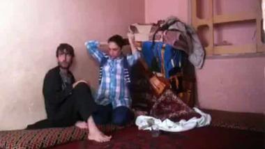Pakistani couple illicit sex action caught on cam