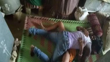 Hidden cam Bihari couple sex video