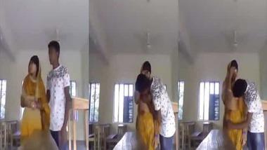 Desi college sex scandal MMS video