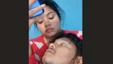 Most Hot Bengali Couple Romance Part 1