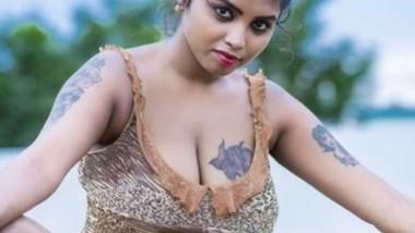Ellakiya Latest Sexy Tiktok
