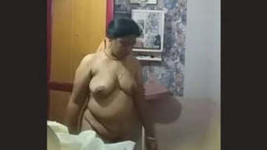 Desi Bhabhi Nude Video Record By Hidden Cam