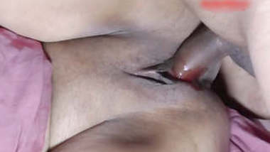 Indian Anita bhabi first time good fuck on my dirty Period with period pad change