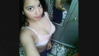 Bangladeshi NSU Girl Afsana Ratri Unseen Videos