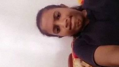 Anal masturbation video of Desi college teen girl