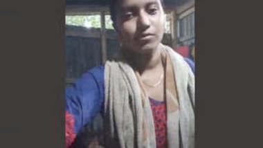 Bangladeshi Girl Selfie Video