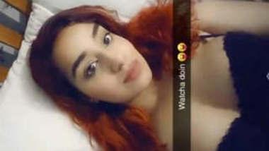 Horny NRI Paki Hot Sexy Girl