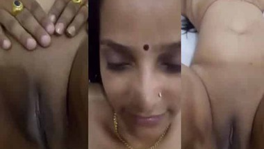 Desi Bhabhi pussy porn video with audio