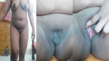Bangla Boudi nude MMS video looks the best