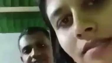 Honeymoon days of Indian couple