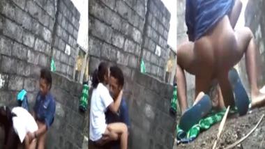 Mizo outdoor sex video
