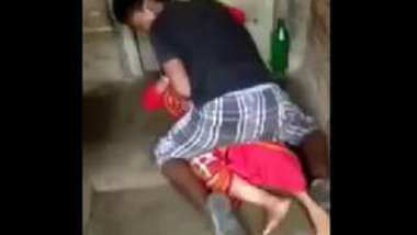 Desi Mallu married aunty in nighty stripping for bf selfie