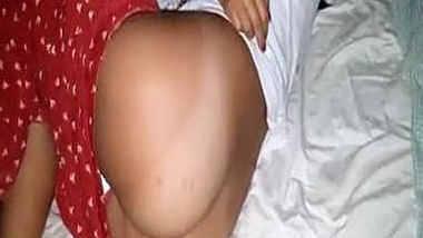 Desi Sleeping babe ass show
