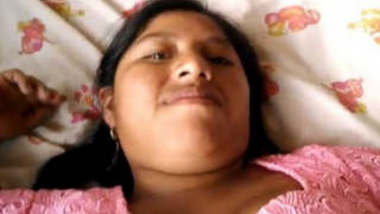Desi hot girl chudai on bed