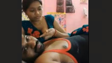Desi hot and beautifull wife with her husband 3 clips part 1