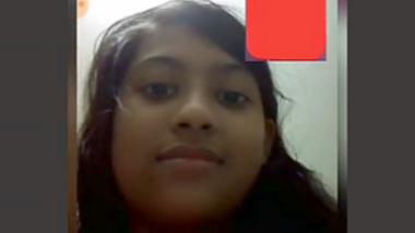 Desi Cute Gf Showing Boobs On Video Call