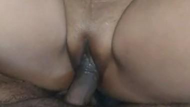 Bhabi shaved pussy fucking