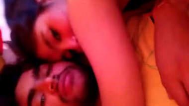 Desi Cute couple on fire