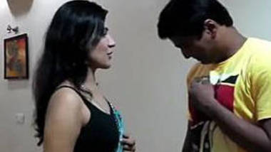 female domination-making him gulam,slapping licking face hitting with stick hindi aud