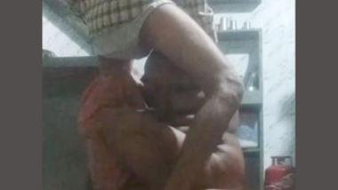 Desi village threesome video
