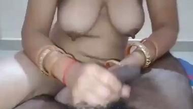 Desi Bhabi Blowjob