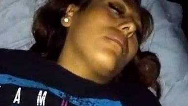 Drunk MILF fuck video