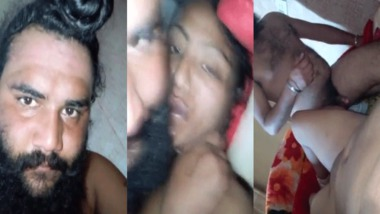 Punjabi MMS sex video of a Punjabi baba sex with devotee