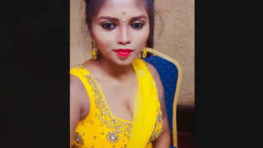 Desi Booby Elakkiya Hot Videos Lacked Part 1