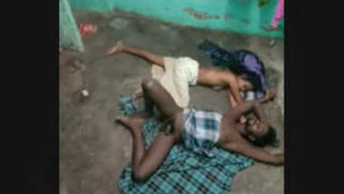 Desi Couple Nude Sleeping after Fucking