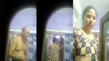 Sex desi MMS reveals the naughtiest act by a father-in-law