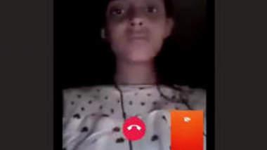 Desi Teen On Video Call