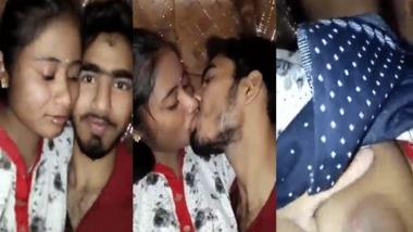 Desi lovers secret sex video MMS scandal