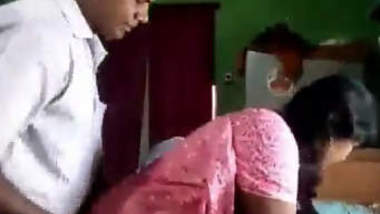 Mature Desi Couple Doggy Sex