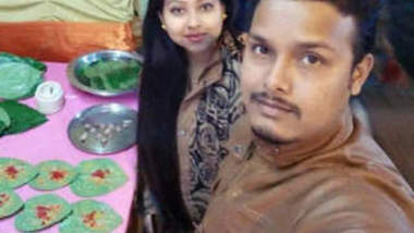 Desi hot couple enjoying