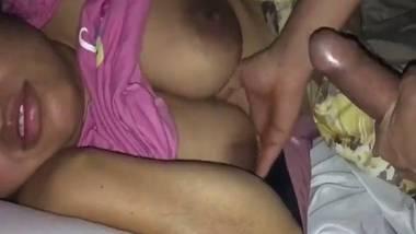 Large lund desi devar rubbing dick on bhabhi