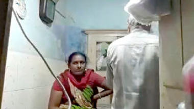 Old village doctor fucking sexy bhabi